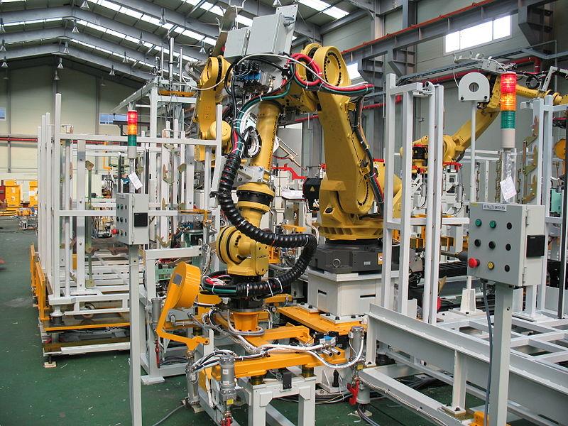 image from RFID in productie- en assemblageprocessen
